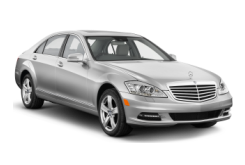 Mercedes Benz S class - premium sedan